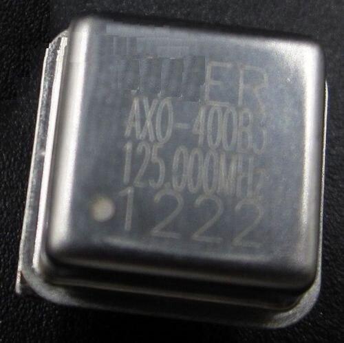 1PCS Active Crystal Oscillator OSC Square DIP4 125MHz 125.000MHz
