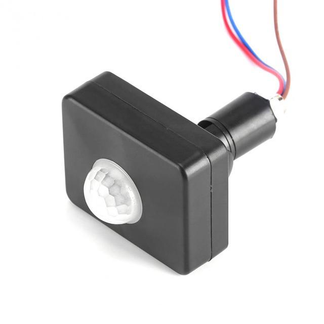 Ac   V Infrarouge Motion Sensor clairage Commutateur Led
