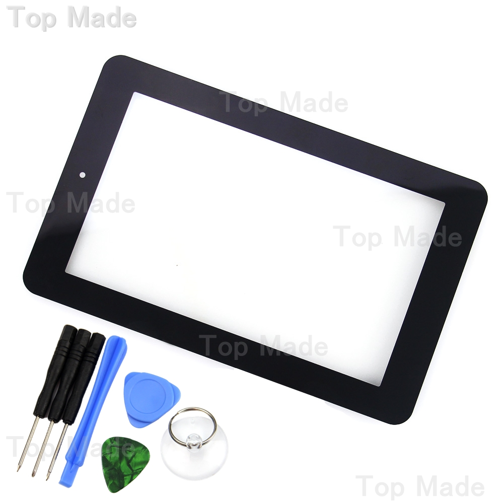 7 inch Touch Screen for MA705D5 10112-0A5067A with frame Digitizer Sensor Glass Panel Lens Black