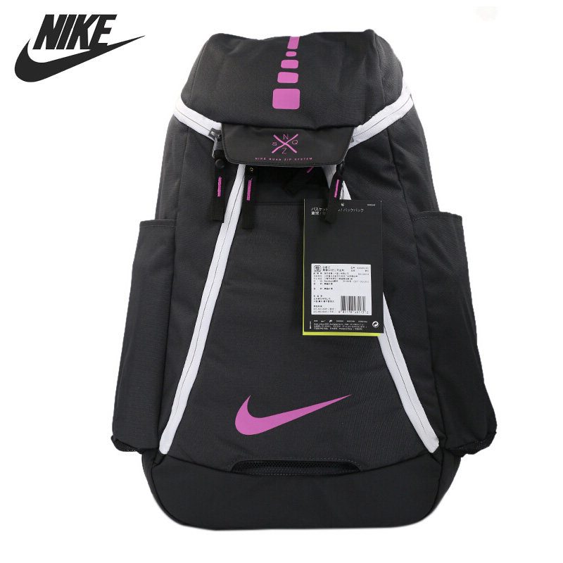 Original New Arrival NIKE NK HPS ELT MAX AIR BKPK-2.0 Unisex Backpacks Sports Bags original new arrival 2017 nike kd trey 5 bkpk unisex backpacks sports bags