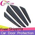 4 Pçs/set Bumper Faixa de Proteção Da Porta de Carro Porta Do Carro Tiras Etiqueta para Lifan X60 320 620 330 530 630 720X50 820 Carro acessórios