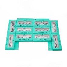 Big Eyes Secret Mink Eyelashes Supplies Black Friday Makeup Eyelash Extension With Box False Eye Lashes Free Shipping