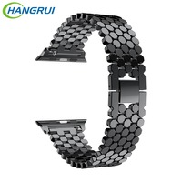Hangrui Smart Watch Strap For Apple Watch For Fitbit Blaze Bracelet Replacement Wrist Band Watch Straps