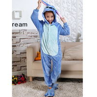 Flannel Pijamas Kids Cosplay Cartoon Animal Baby Boys Girls Pyjamas Home Clothes Pikachu Totoro Pajamas Kids