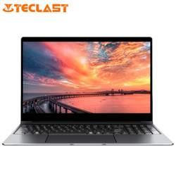 Teclast F15 Тетрадь 15,6 ''Windows 10 Intel N4100 4 ядра 1,1 GHz 8 GB Оперативная память 256 GB SSD 1.0MP Фронтальная камера HDMI 5500 mAh ноутбуки