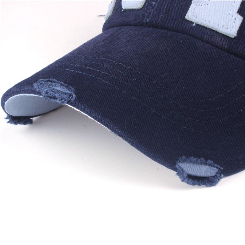 Xthree unisex mode cotton baseball cap snapback topi untuk pria - Aksesori pakaian - Foto 4