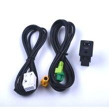 2016 neue Aux Switch USB wireless adapter kabel für BMW 3 serie E87 5 E90 E91 E92 X5 X6