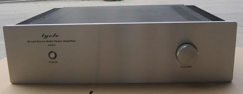 Amplifer case 430*115*308mm Q430 External heatsink amplifier chassis/Class A amplifier/AMP Enclosure case/ DIY AMP box