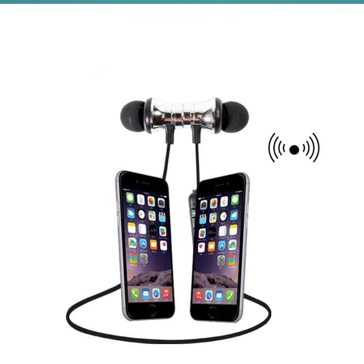 Wireless Headphone Bluetooth Earphone Sport Headset Fone de ouvido For iPhone Samsung Xiaomi Ecouteur Auriculares wireless bluetooth headset fone de ouvido bluetooth earphones sport headphones foldable gaming headset hands free headphone 2017