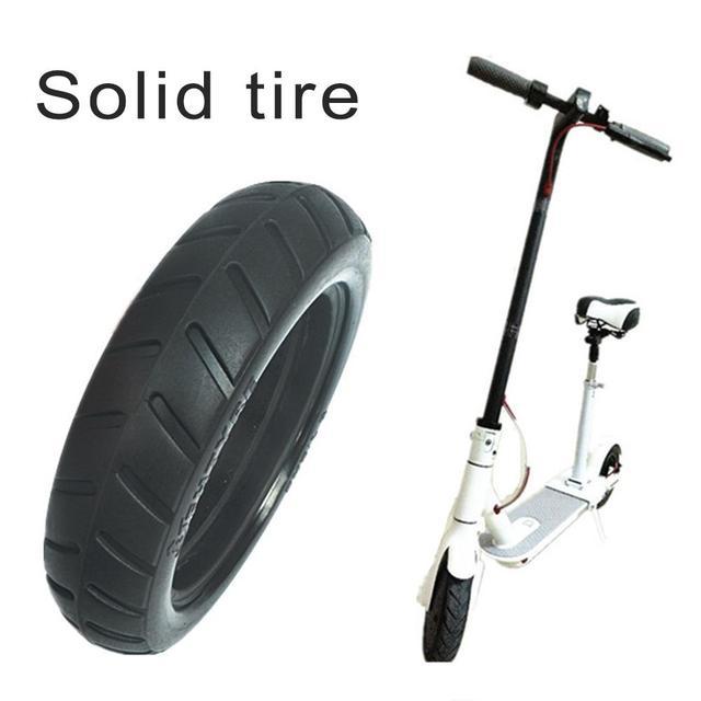 Neue Roller Solide Reifen 21,59 CM Pedal Rad Ersatz Explosion Proof Reifen Für Xiaomi M365 Elektrische Roller Zubehör
