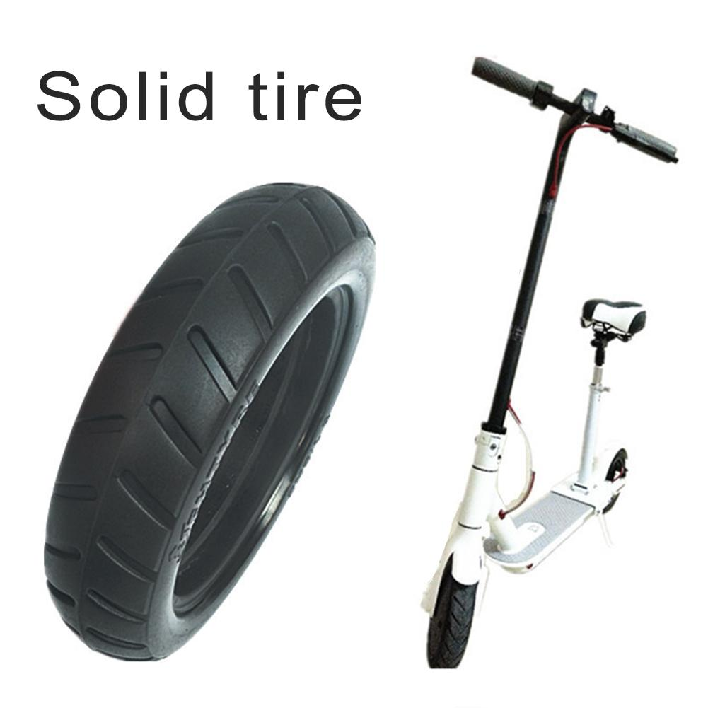 New Scooter Solid Tire 21.59 CM Pedal Wheel Replacement Explosion Proof Tire For Xiaomi M365 Electric Scooter Accessories-in Skate Board from Sports & Entertainment