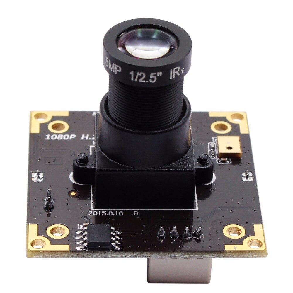 WDR camera module usb endoscope camera Full HD 1080P Aptina AR0331 OTG micro UVC Webcam for Android Linux Windows Mac цена