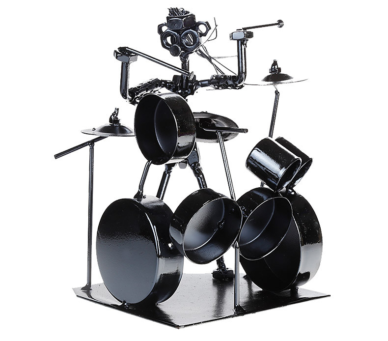Drum Player Figurine (4)