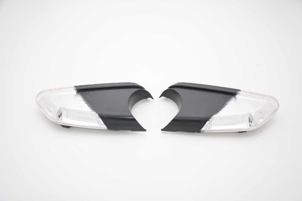 LH+RH Side Turn Signal Mirror Assemble LED Indicator Lights For Skoda Octavia