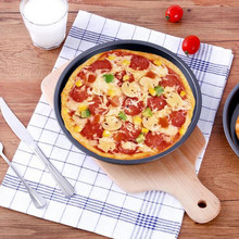 Dropshipping 7inches Useful Round Deep Dish Pizza Pan Non-st