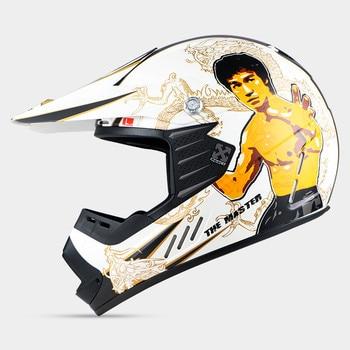 Motocycle off road helmet Full Face racing motorcycle helmet Motocross motorbike Casco Capacete