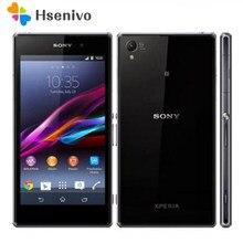 Sony xperia z1 compacto remodelado-original d5503 desbloqueado 3g/4g android quad-core 2gb ram 4.3 20.7mp wifi gps 16gb telefone