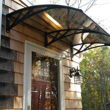 DS100200-P, 100x200 см, идеально выдерживает солнечное тепло поликарбонатные навесы, дверные навесы, дверные навесы, навесы для окон