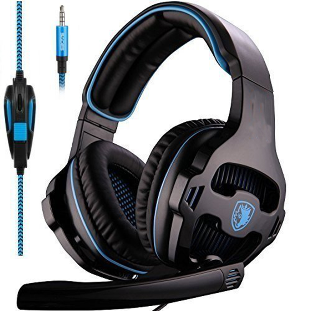 903a0137395 Single 3.5mm Gaming Headset for Xbox One/PS4/PlayStation 4 Laptop Phone
