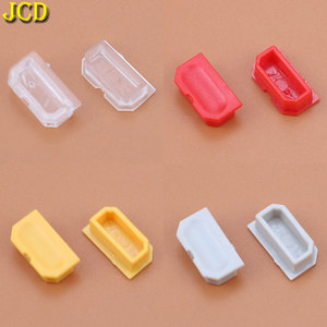 Image 2 - JCD 2 PCS 13 Farben Staub Abdeckung Für Game Boy GB spielkonsole Shell Staub Stecker Kunststoff Taste Für DMG 001