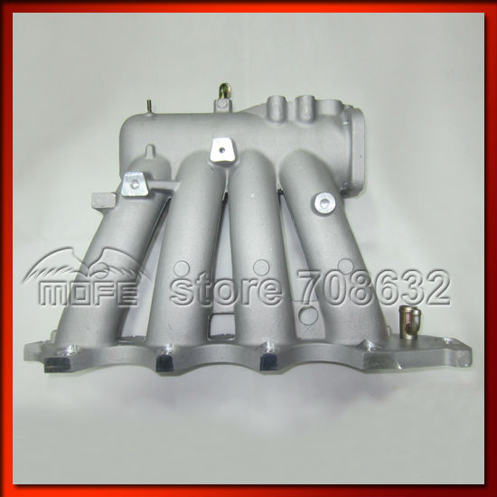 Алюминий впускной коллектор B16 HONDA Civic EK Integra DA DC2 B16A B16A2 B16A3 B16B B17A1 B18C5