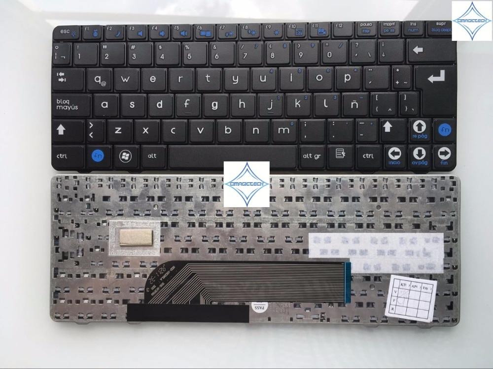 brand new for EXO ES10 N230 N210 N201 SP spanish la latin laptop keyboard teclado MP