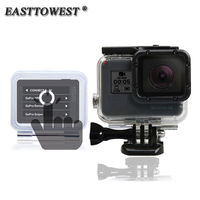Easttowest Gopro Hero 5 Accessories Touch Screen 45m Waterproof Housing Case