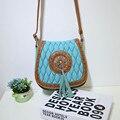 Women Bags Female Vintage Women's Handbag Hollow Out Messenger Saddle Shoulder Bag Ladies Luxury Handbags Womens Bags Designer