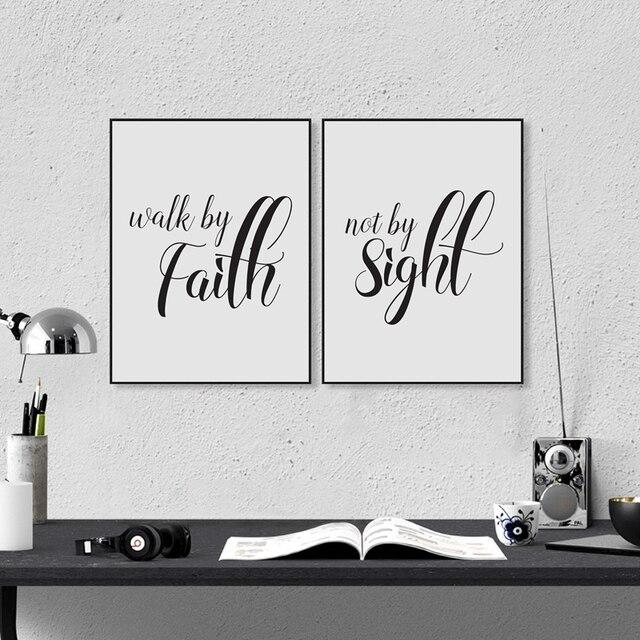 Love Never Fails Christian Prints Poster Bible Verse ...