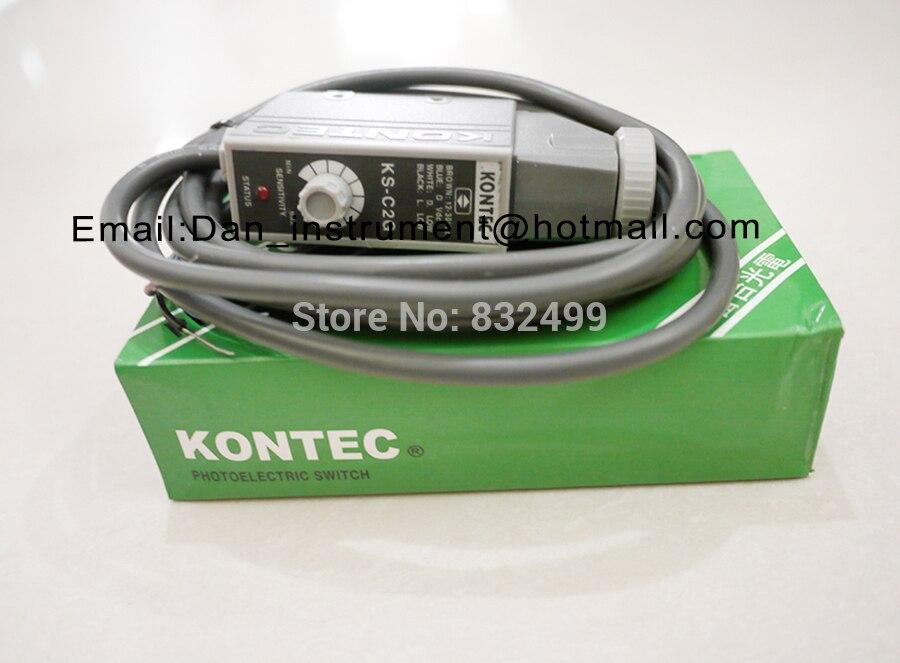 KONTEC KS-C2G electric eye sensorKONTEC KS-C2G electric eye sensor