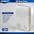 Ворота Дистанционного Управления Доступа Домофон SIP-Телефон Двери
