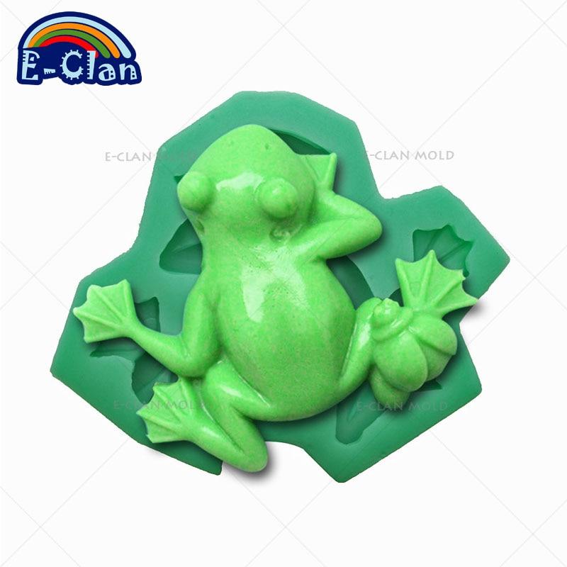 Frog Cake Mould