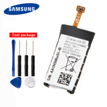 Original Samsung EB-BR360ABE Battery For Gear Fit2 Fit 2 R360 SM-R360 Genuine 200mAh