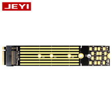 JEYI PCB110 m. 2 NVME Protection Board Solid State Drive DIY Power-off Protection Support 2280 Lengthened TO 22110 msi a88xm e45 a88x solid state board fm2 support matx a10 7850k 7870k