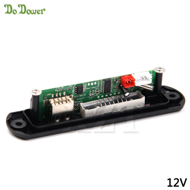 High Quality TF Radio MP3 Decoder Board 5V Audio Module For Car Remote Music Speaker DC 5V Micro USB Power Supply(China)