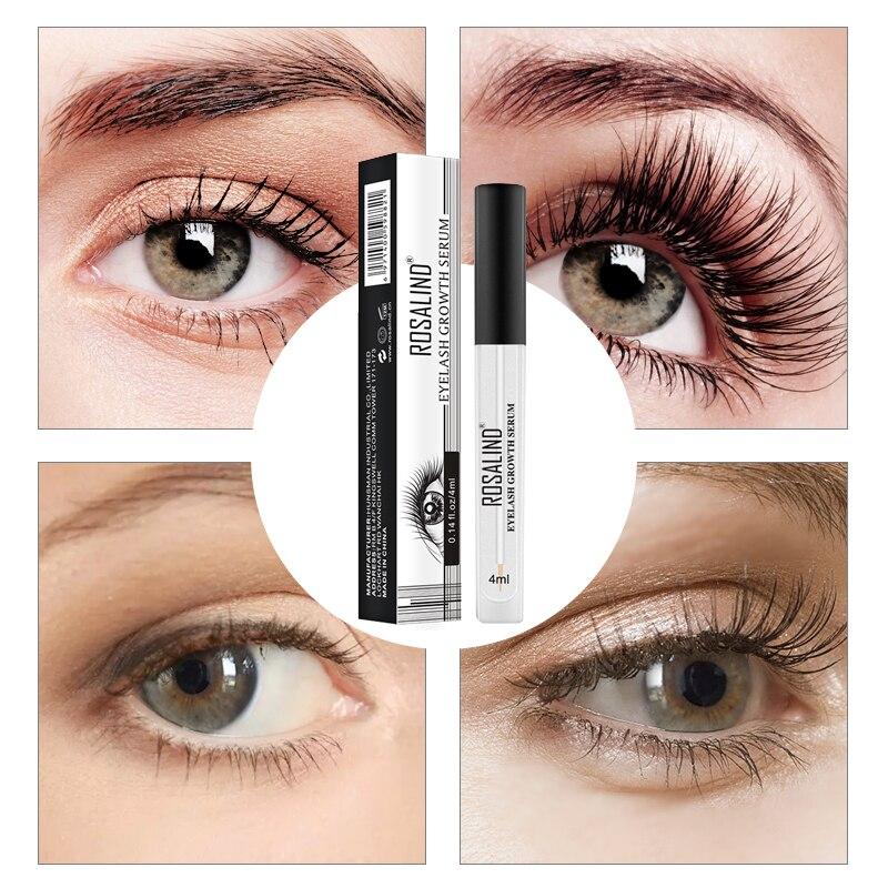 259a929ce8e ROSALIND 4.5ml Eyelash Growth Serum Lash Lift Professional Longer Thicker  Eyelash Enhancer Natural Eye Makeup Lamination Eyelash ~ Best Seller July  2019