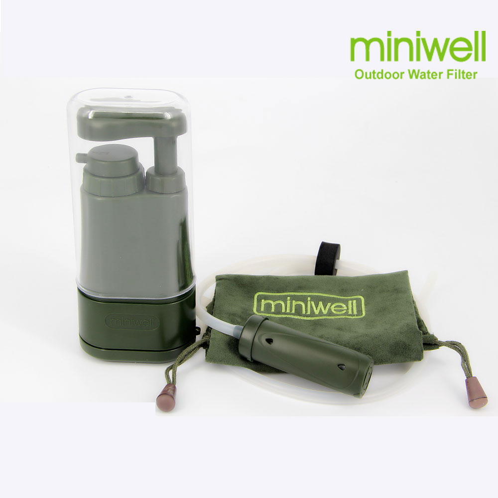 survival water purifier. Survival Water Filter , Camping Equipment Outdoor Purifier Backpacking Kit-in Safety \u0026 From Sports Entertainment On I