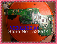 Bargain Price Original Mainboard for TOSHIAB Satellite L630 Non-Integrated Laptop Motherboard V000245030 all fully tested