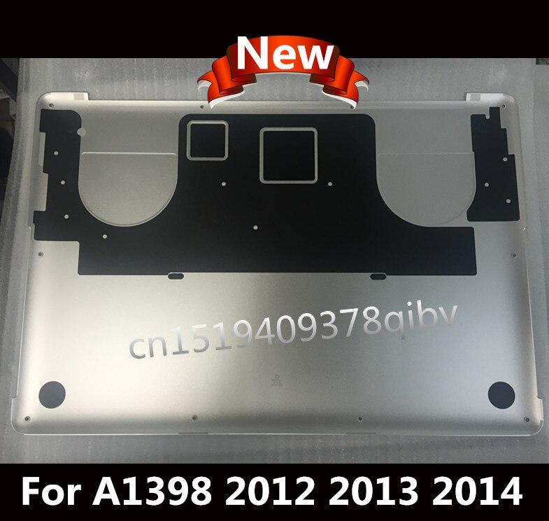 NEW Original For Macbook Retina 15 A1398 Bottom Case Cover 2012 2013 2014 Year