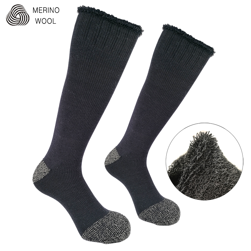 Findcool Merino Wool Waterproof Socks Men Women Climbing Hiking Skiing Camping Socks High Quality Outdoor Warm Thick Warm Socks