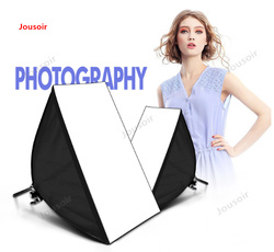 LED Photography lamp softbox shooting lighting Small studio set indoor selfie clothing anchor photo lamp CD50 T03