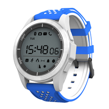 NO.1 F3 Sports Smartwatch Bluetooth 4.0 IP68 Waterproof Remote Camera Outdoor Mode Fitness Tracker Reminder Wearable Devices