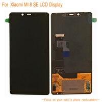 ЖК дисплей для Xiaomi Mi 8 SE + сенсорный экран дигитайзер сборка замена мобильного телефона Аксессуары для Xiaomi Mi 8 SE lcd