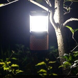 Image 5 - HoneyFly G1 Salt Water LED Lamp Lantern Brine Charging Sea Water Portable Travel Light Emergency Lamp USB Camping Hiking Outdoor