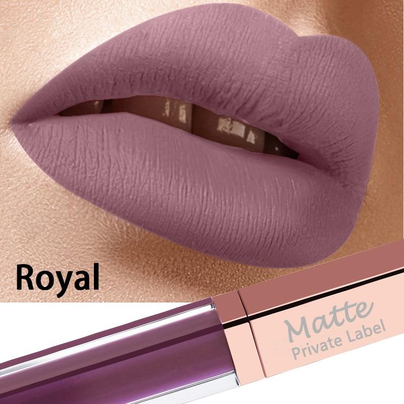 Unique Full Lip Ultra Matte Lipstick 22