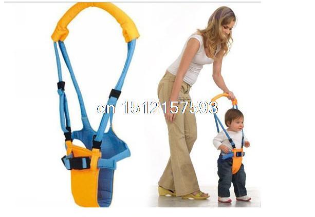 1pc Baby Walker Kid Keeper Baby Carrier Infant Toddler Safety Harnesses Learning Walk Assistant Andador Para Bebe