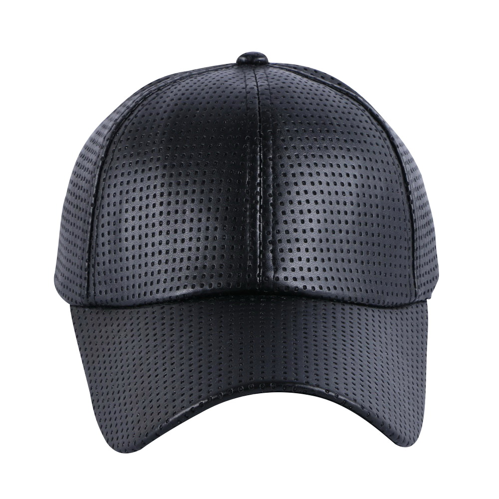 cfd27d2c46d228 wholesale men women luxury summer baseball cap Pinhole Breathable ...