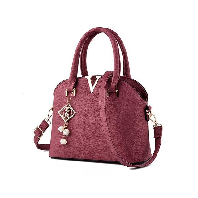 2016 New Sac a Main Women Bag Femme Messenger Bags Handbags Channel Handbag Bolsas Feminina Leather Bolsa Bolsos Ladies Shoulder