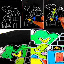 Magic Painting Paper with Drawing Stick