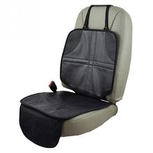 18.1*43.3in Car Seat Protector Keep Nice And Clean Under Your Baby's Infant Seat Black(China)